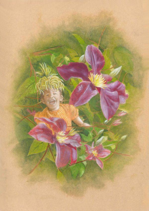 Fleur extrait 1